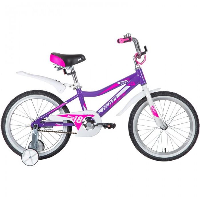 Детский велосипед Novatrack Novara 18 (2020)