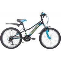 Детский велосипед Novatrack Valiant 20 (2020)