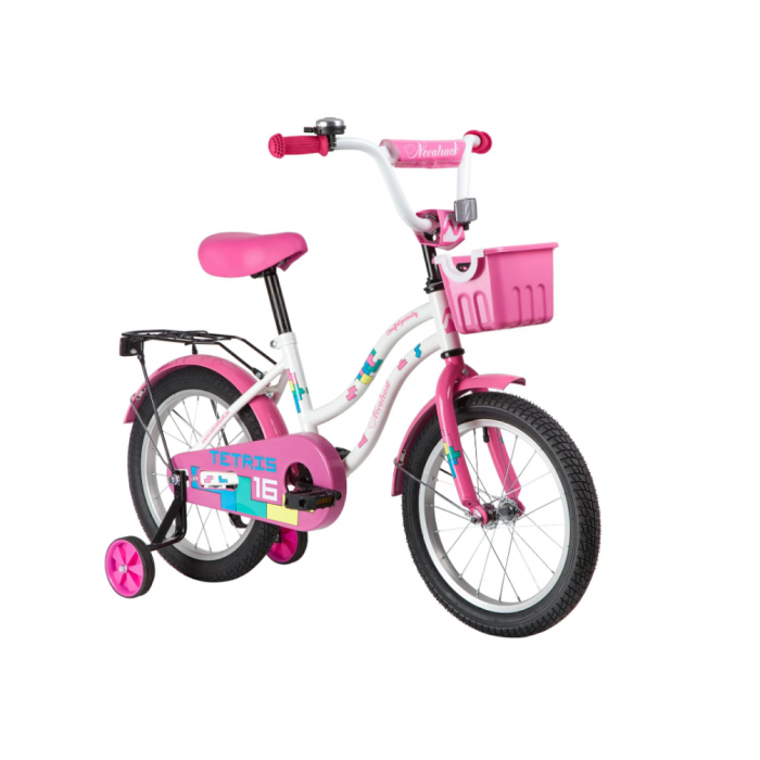 Детский велосипед Novatrack Tetris 18 (2020)