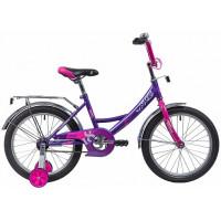 Детский велосипед Novatrack Vector 16 (2020)