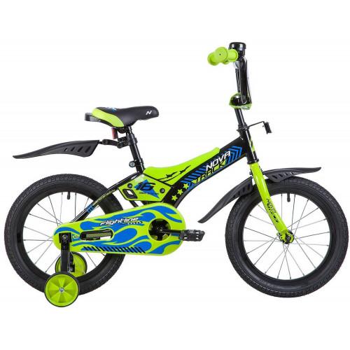 Детский велосипед Novatrack Flighline 16 (2020)