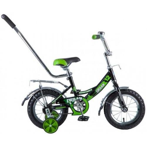 Детский велосипед Novatrack Urban 12 (2020)