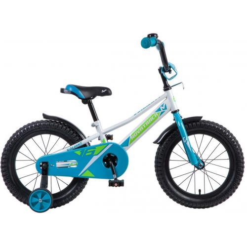 Детский велосипед Novatrack Valiant 16 (2019)