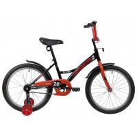 Детский велосипед Novatrack Strike  20 (2020)
