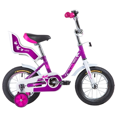 Детский велосипед Novatrack Maple 12 (2020)