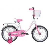 Детский велосипед Novatrack Butterfly 16 (2020)