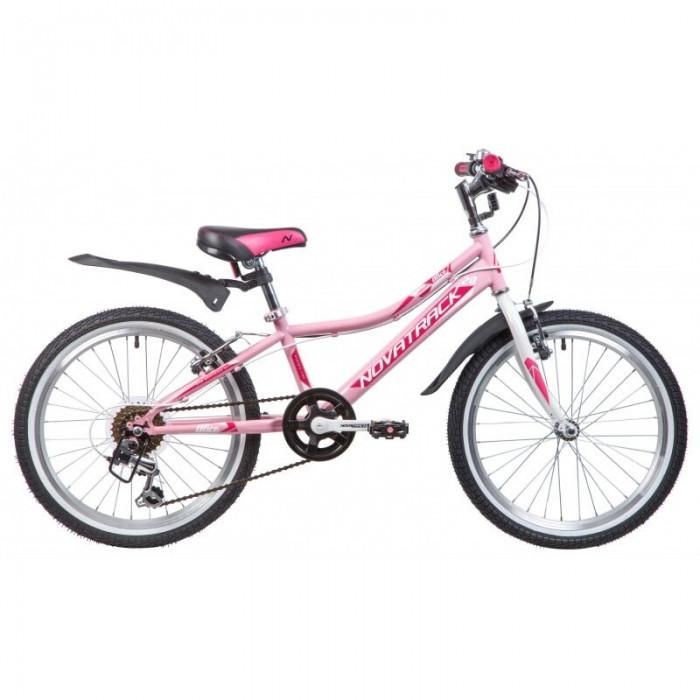 Детский велосипед Novatrack Alice 20 (2020)