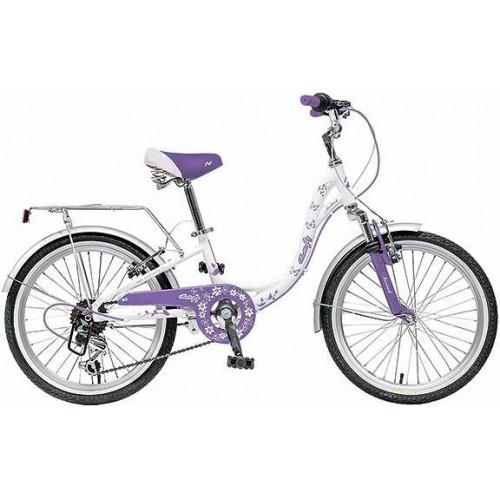 Детский велосипед Novatrack Butterfly 20 (2020)