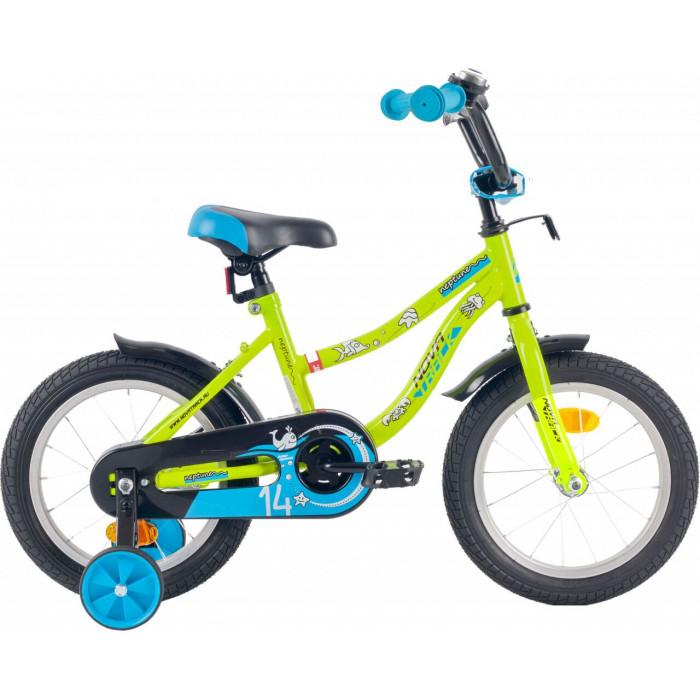 Детский велосипед Novatrack Neptune 16 (2020)