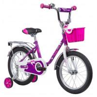 Детский велосипед Novatrack Maple 16 (2021)