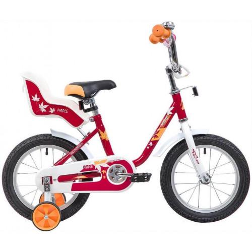 Детский велосипед Novatrack Maple 14 (2020)