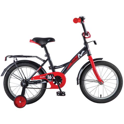 Детский велосипед Novatrack Strike 12 (2020)