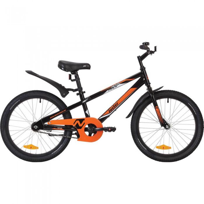 Детский велосипед Novatrack Juster 16 (2020)