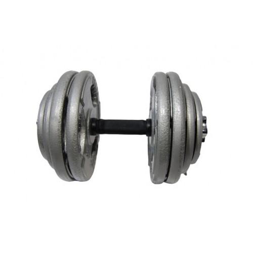 Набор гантелей металлические Хамертон Atlas Sport 2x29 кг