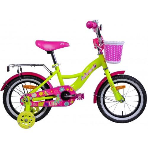 Детский велосипед AIST Lilo 14 (2019)