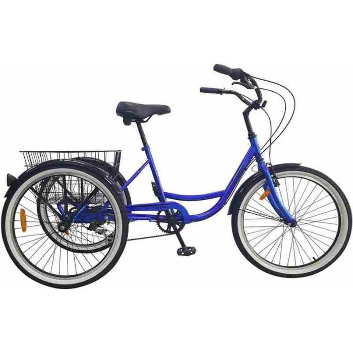 """Велосипед Aist Cargo 2.0 24"""" (синий, 2018) купить в Минске"""