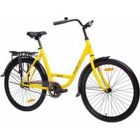 "Велосипед Aist Tracker 1.0 26"" (желтый, 2019) купить в Минске"
