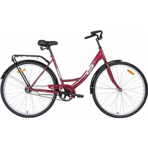 Велосипед Aist 28-245 (красный, 2020)