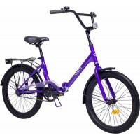 """Велосипед Aist Smart 1.1 20"""" (фиолетовый, 2019) купить в Минске"""