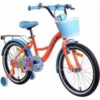 """Велосипед Aist Lilo 20"""" (оранжевый/голубой, 2019) купить в Минске"""