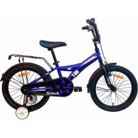 """Велосипед Aist Stitch 18"""" (синий, 2019) купить в Минске"""