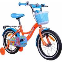 """Велосипед Aist Lilo 16"""" (оранжевый/голубой, 2019) купить в Минске"""