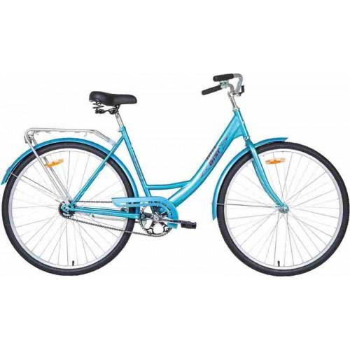 Велосипед Aist 28-245 (голубой, 2020)
