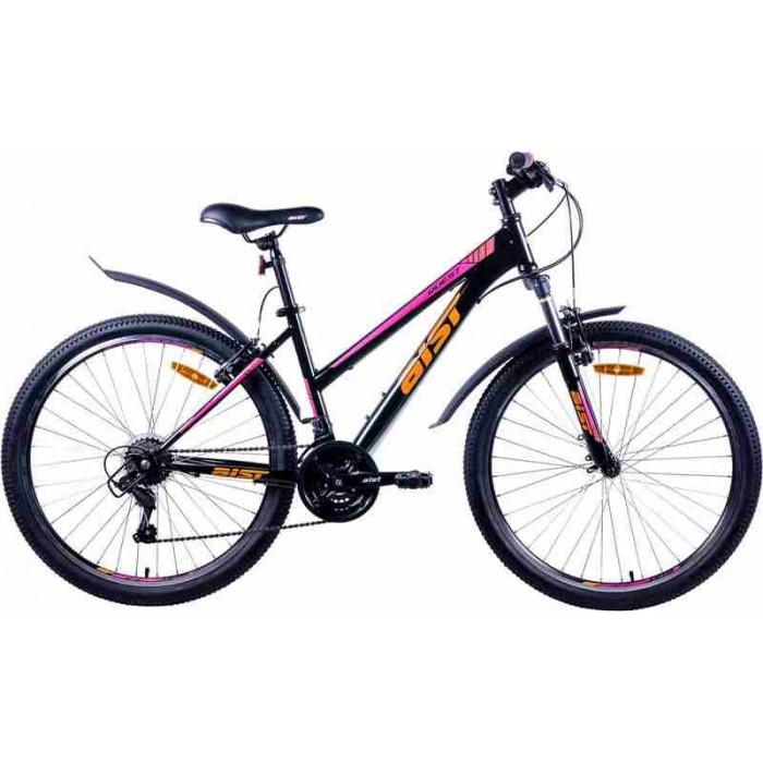"""Велосипед Aist Quest W 26"""" (черный/оранжевый/розовый, 2019) купить в Минске"""
