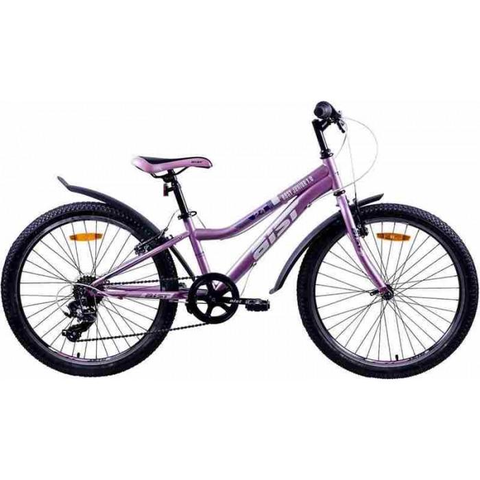 """Велосипед Aist Rosy Junior 1.0 24"""" (сиреневый, 2020) купить в Минске"""