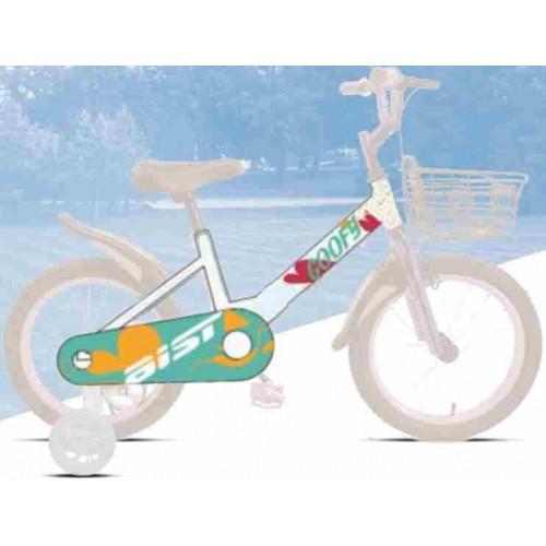 "Велосипед Aist Goofy 12"" (белый, 2020)"