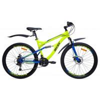 Велосипед AIST Avatar Disc (2019)