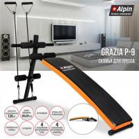 Скамья для пресса Alpin Grazia P-9