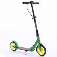 Самокат Amigo Glider green