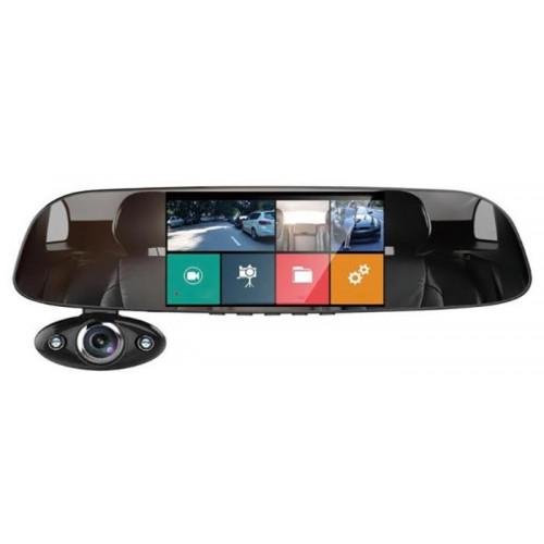 """Видеорегистратор Anytek B33 с дисплеем 5.0"""" (3 камеры)"""