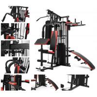 Многофункциональный тренажер Atlas Sport 4ST 160 BOX (с грушей)