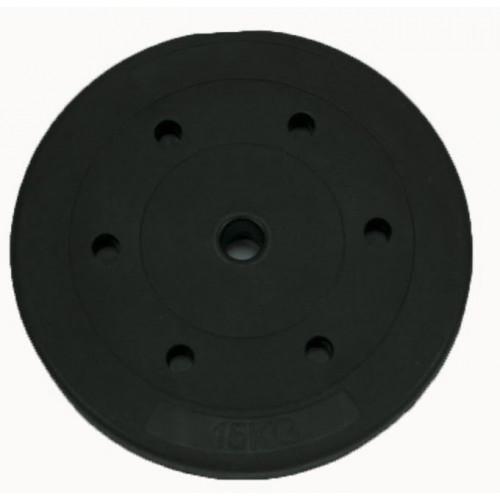 Композитный диск Atlas Sport 15 кг (посад. диаметр 26 мм)