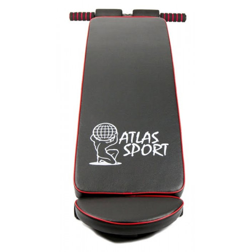 Скамья для пресса Atlas Sport AS-04