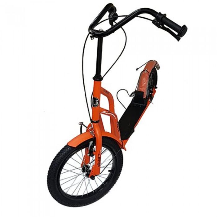 Самокат Bibitu Speed SKL-016-AWS-OR orange