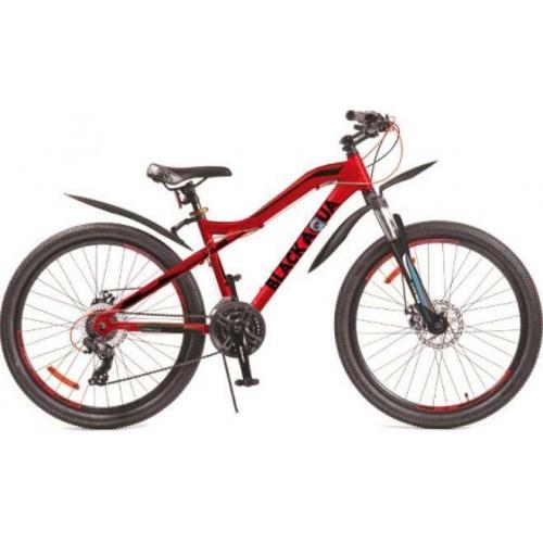 """Велосипед Black Aqua Cross 2684 D 26"""" (красный, 2018)"""