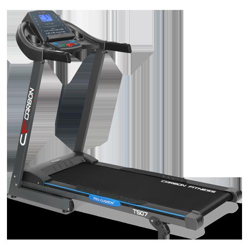 Электрическая беговая дорожка Carbon Fitness T507