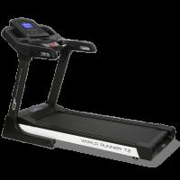 Электрическая беговая дорожка Carbon Fitness Premium World Runner T2