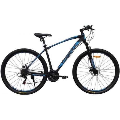 """Велосипед Codifice Super D 27.5"""" (черный/синий, 2020)"""