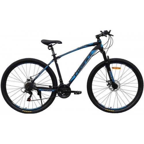 """Велосипед Codifice Super D 29"""" (черный/синий, 2020)"""