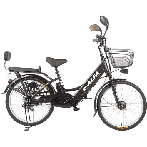 Электровелосипед Eltreco Green City E-Alfa (2020)