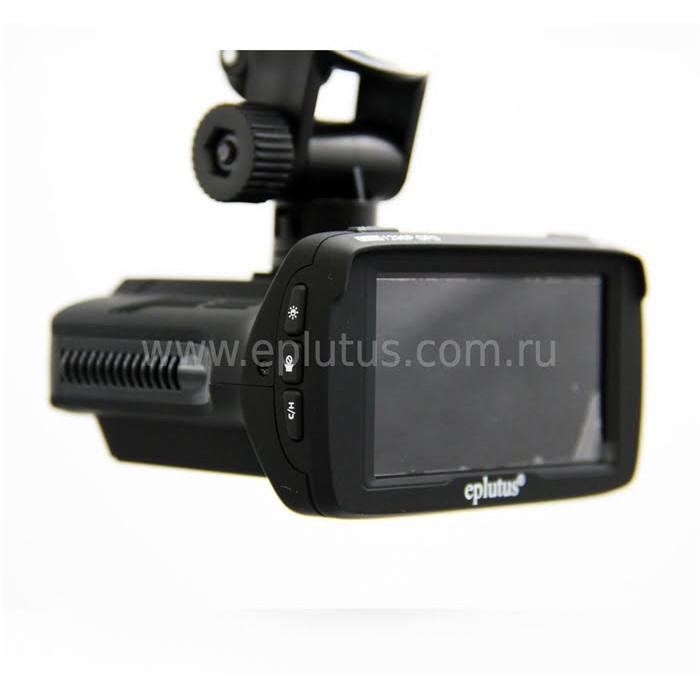 Видеорегистратор с радар-детектором Eplutus GR-92P Signature