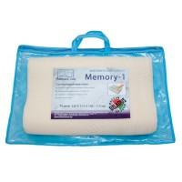 Анатомическая подушка Фабрика Сна Memory-1