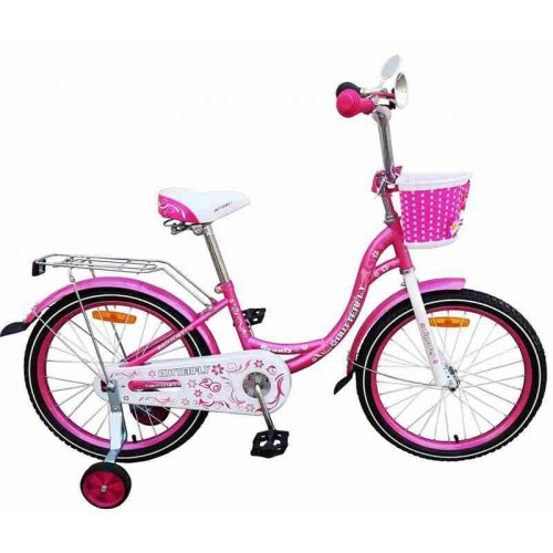 "Велосипед Favorit Butterfly 20"" (розовый,2020)"