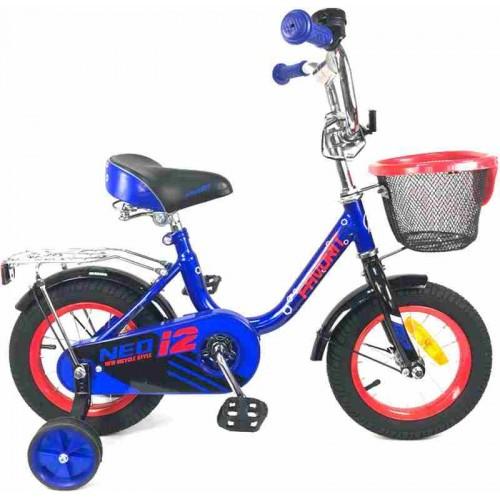 """Велосипед Favorit Neo 12"""" (синий, 2019)"""