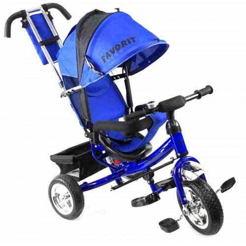 Велосипед Favorit Trike Classic FTC-108EB (синий)