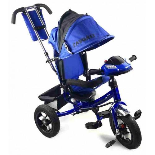 Велосипед Favorit Trike Rally FTR-1210B (синий)